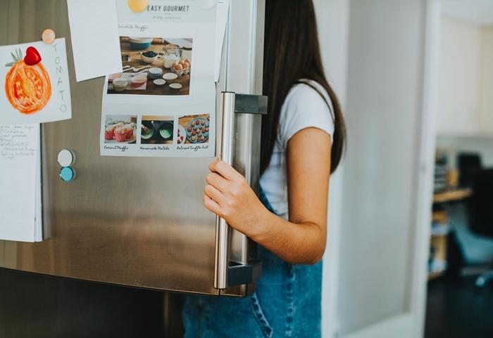 geld besparen in de zomer koelkast